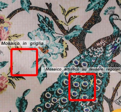 franci nf arts design wevux scuola di interni mosaic mosaico tecniche 2