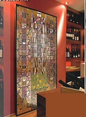mosaico pavimento floor franci nf scuola di interni wevux quadri