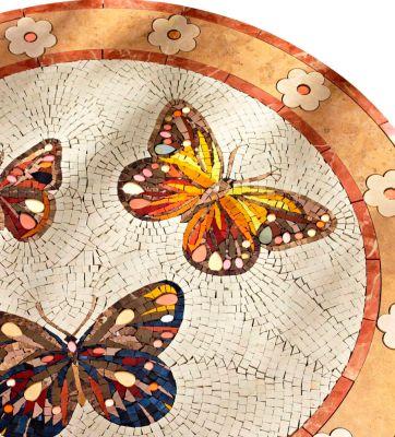 sicis franci nf arts design wevux grandi nomi per interni mosaic mosaico art factory  piastrelle-mosaico-marmo-11536-3281005