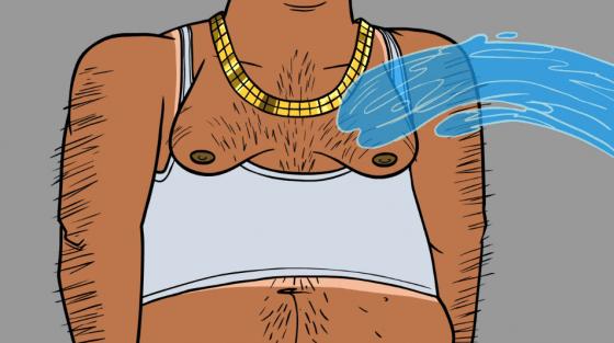 touch the boobies - wevux