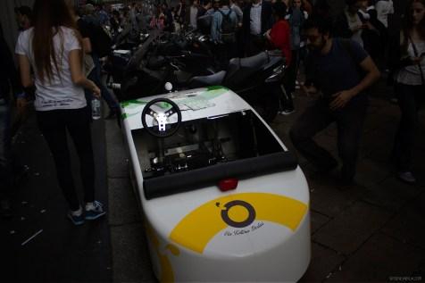 Via Tortona 12 Pedal Car