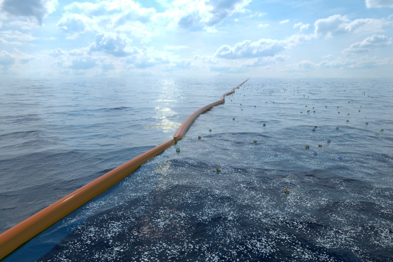 Ocean Clean Up - WEVux