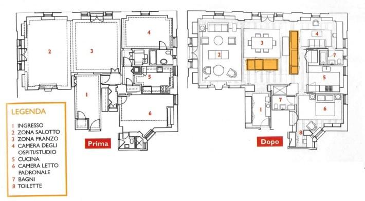 Scuola di interni wevux armadi divisori franci nf arts design