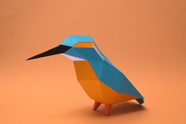 Papercraft-Animal-Figurines-2