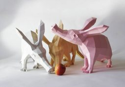 Papercraft-Animals-Series-0
