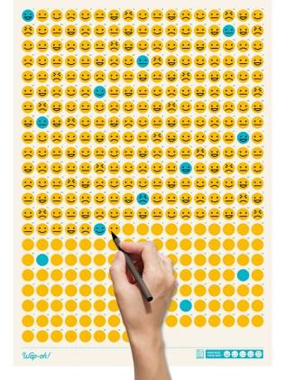 Life Calendar è un'idea di Raquel Catalan e Wap-Oh