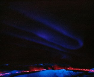 The-Northern-lights