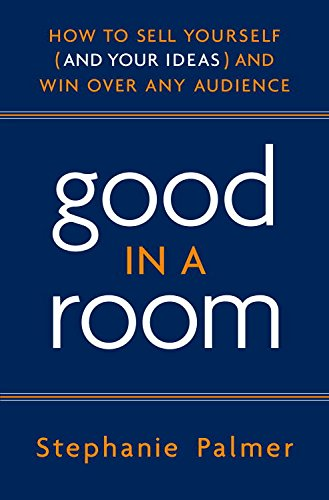 Wewa Films   Cover of book Good in a Room by Stephanie Palmer