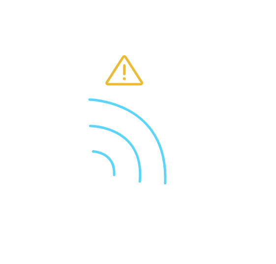 An icon shows WeWALK Obstacle Detection