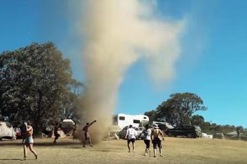 Tornado Rave