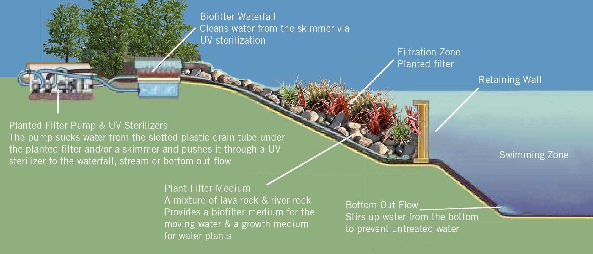 swimming pool water flow diagram read electrical wiring bio filter  wewastetime