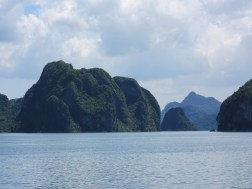 Halong islands