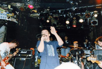 C.R., CBGB's, 1996-12-01