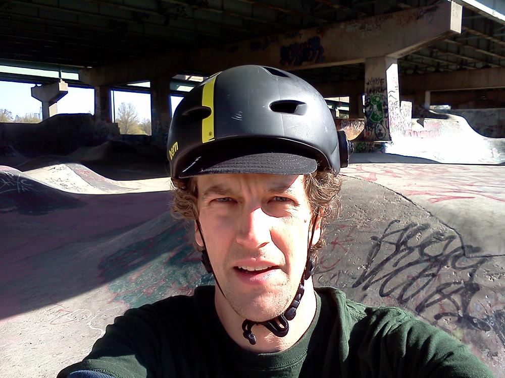 FDR Skatepark, 2012-03