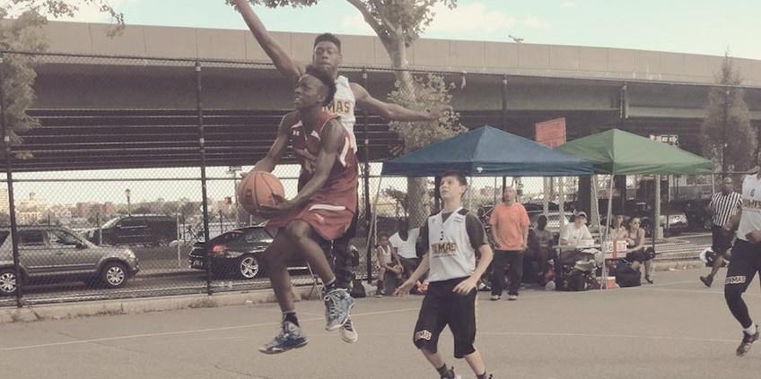 Nice Basketball Court Performance