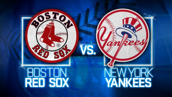 Division Rivalry Red Sox Yankees Series - We W.I.L.L. Thru Sports