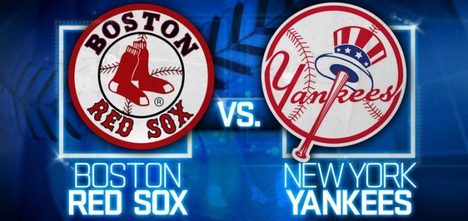 Division Rivalry Red Sox Yankees Series