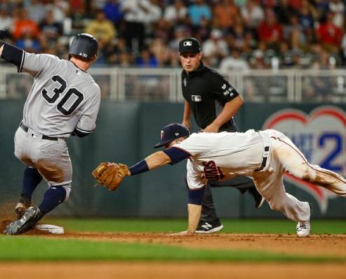 Yankees Win Wild Card Game