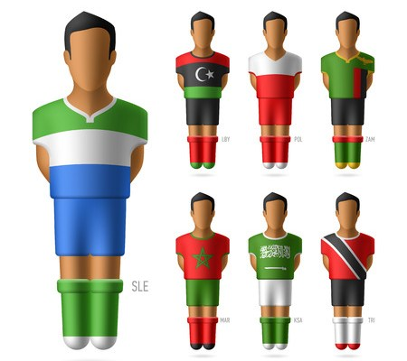World Cup Soccer Information 2018