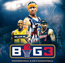 Power v 3's Company BIG3 Championship Game