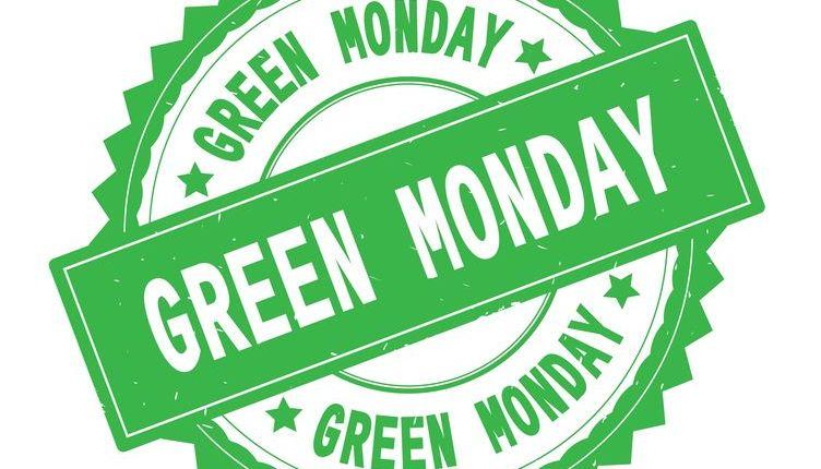 Green Monday December 10 2018