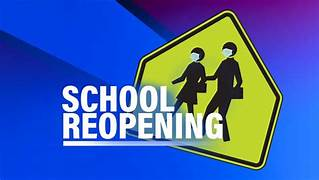 Reopening Schools this Fall