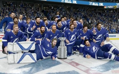 Tampa Bay Lightning Wins the Stanley Cup