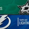 Dallas Stars v Tampa Bay Lightning Stanley Cup Final