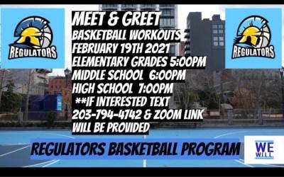 We W.I.L.L. Thru Sports' Virtual Meet and Greet