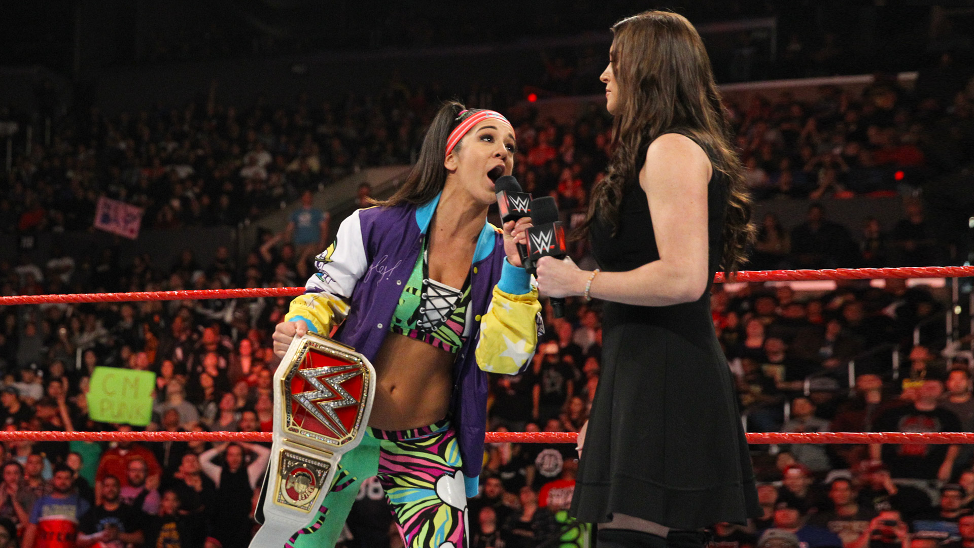 Bayley is a Terrible Babyface That Should Not be WWE Women's Champion