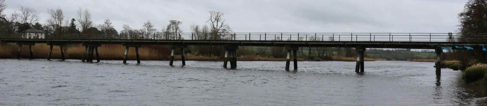 Slaney River, Edermine