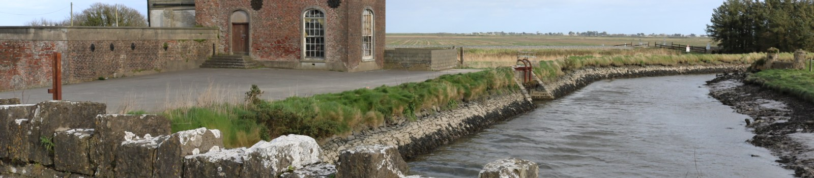 South Slob Pump House, Wexford