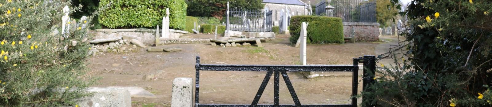 St. Anne's Graveyard, Killann
