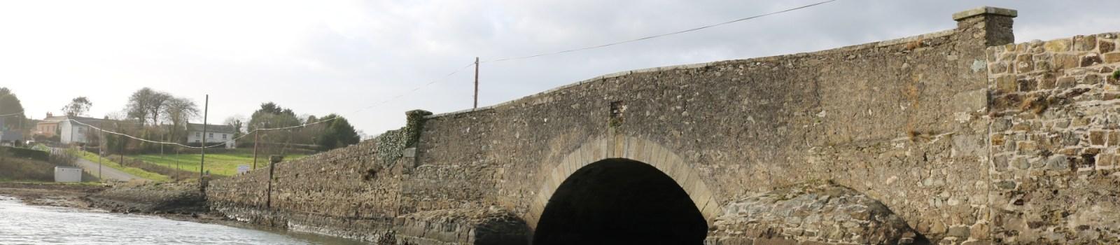Tintern Bridge, Saltmills