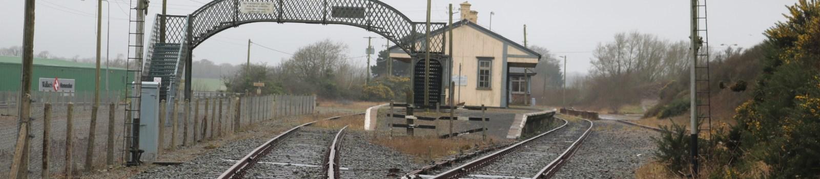 Wellingtonbridge Railway Station