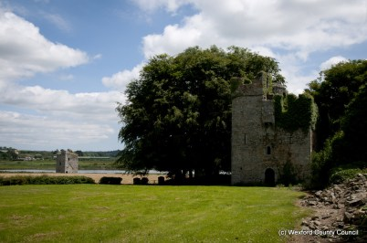 Clonmines Before Conservation 133