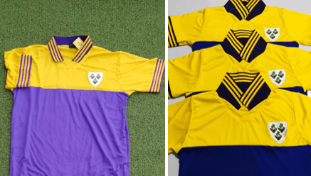 Sale Now On This 1970s 1980 S Wexford Retro Jersey Is Slick Out Wexford Weekly
