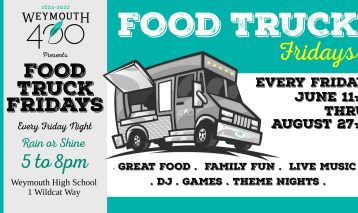 FOOD TRUCK FRIDAYS!!!