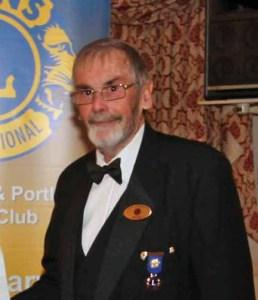 Community Service Chairman - John Cake