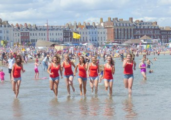 'Weymouth Wade' – A new fun event for the family on Easter Sunday April 16th