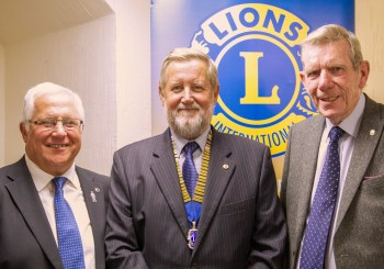 EX MAYOR JOINS THE FAMILY OF LIONS