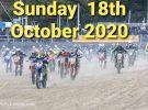 WEYMOUTH BEACH MOTOCROSS – SUNDAY 18th OCTOBER 2020