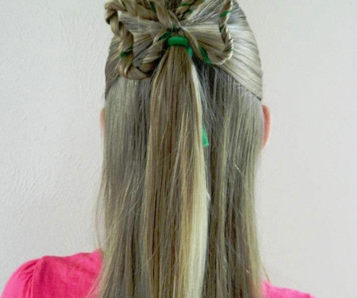 cool hairstyles school girls