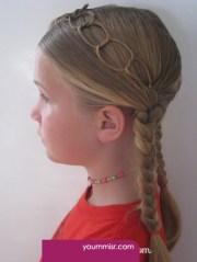 hairstyles little school girls