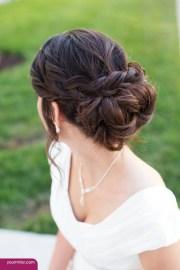 vintage wedding hairstyles 2015