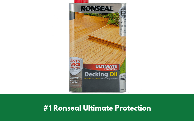 Ronseal Ultimate Protection