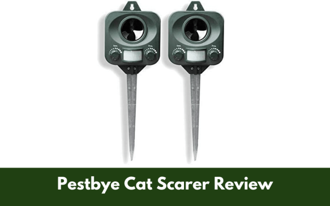 Pestbye Cat Scarer Review