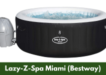 Lay-Z-Spa Miami By Bestway
