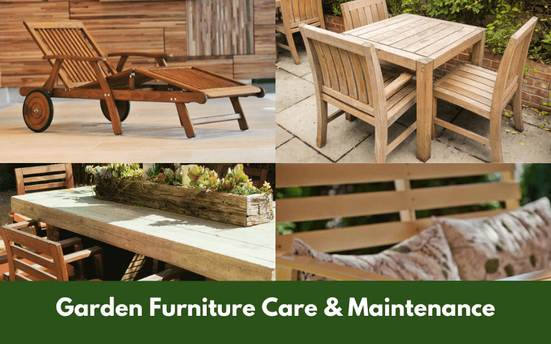 Garden Furniture Care & Maintenance