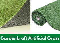 Gardenkraft Artificial Grass Breakdown